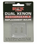 Brinkmann Dual Xenon Swirl Finder Spotlight Replacement Bulbs