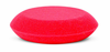 Buff and Shine Red Foam Wax & Sealant Applicator Pad with Tapered Edge (2 Pack)