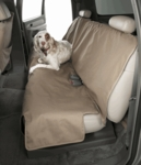 Canine Covers Econo-Plus Rear Seat Protector