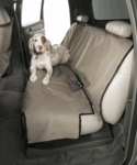 Canine Covers Econo Rear Seat Protector