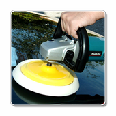 Car Buffers, Polishers & Pads