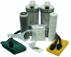 Car Wash Water Filtration Kits & Accessories