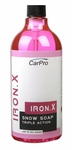 CarPro Iron X Snow Soap 1 Liter