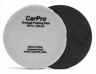 CarPro Velvet Orange Peel Removal Pad � 5.25 Inches 2 Pack