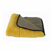 Carrand Microfiber MAX Body Shine Polishing Towel