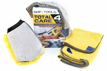 Carrand Sof-Tools 4-piece Total-Care Detailing Pack