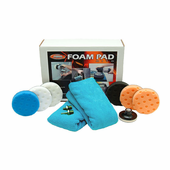 CCS Spot Buffs 4 Inch Foam Pad Kit