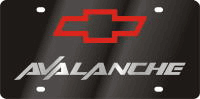 Chevy Avalanche Word/Logo