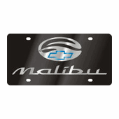 Chevy Malibu Logo/Word