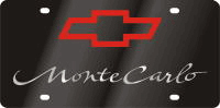 Chevy Monte Carlo Logo/Word
