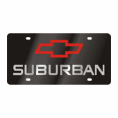 Chevy Suburban Logo/Word