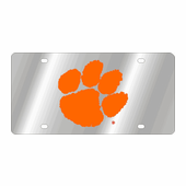 Clemson Tigers NCAA Team License Plate