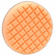 Cobra Cross Groove� 6.5 Inch Orange Light Cutting Pad