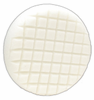 Cobra Cross Groove� 6.5 Inch White Polishing Pad