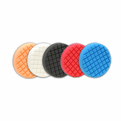 Cobra Cross Groove Flex Foam  6.5 Inch Buffing Pads