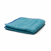 Deluxe Mega Towel Blue 16 x 16 inches