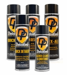 Detailer's Pro Series Aerosol 3-Pack - Your Choice!