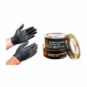 Detailing Gloves and Tape