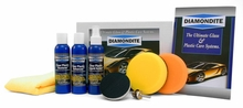 Diamondite� Clear Plastic Kit For Headlights
