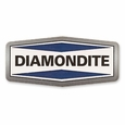 Diamondite Logo Sticker - Small