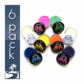 Dodo Juice 30 ml Wax 6 Pack - <font color=blue><b>Your Choice!</font></b>