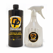 DP Waterless Auto Wash Concentrate & Detail Bottle