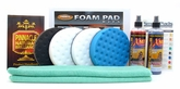 Dual Action 6.5 Inch CCS Foam Pad Kit