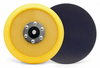 Dual Action Flexible 6 inch Backing Plate