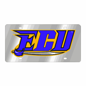 East Carolina Pirates NCAA Team License Plate