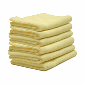 Edgeless Microfiber Polishing Cloth - 6 Pack