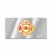 Fire Department Cross