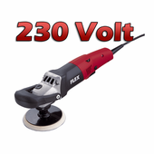 FLEX L3403 VRG Lightweight Rotary 230 Volt Polisher <font color=red>For Export Only</font>
