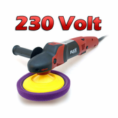 FLEX PE14-2-150 Rotary Polisher <font color=red><b>For Export Only</b></font>