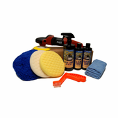 FLEX PE14 McKee's RV Heavy-Duty Oxidation Removal Kit <font color=red>FREE FLEX BAG</font>