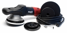FLEX XC 3401 VRG HD Polisher & Changeable Backing Plate System FREE BONUS