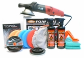 Flex XC3401 Hydro-Tech Essentials Pad Kit <font color=red>Includes FREE Flex Bag - $50 Value!</font>