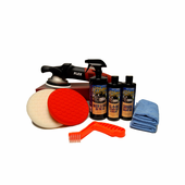 FLEX XC3401 McKee's RV Polish & Wax Kit <font color=red>FREE FLEX BAG!</font>