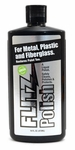 FLITZ Metal Polish, Fiberglass & Paint Restorer 16 oz. Liquid