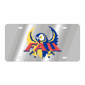 Florida Atlantic University Owls NCAA Team License Plate