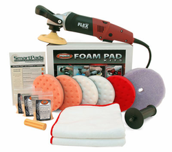 Foam and Wool Pads and Accessories for Rotary/Circular Polishers