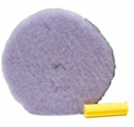 Foamed Wool 6.5 x 1 Thick Polishing / Buffing Pad