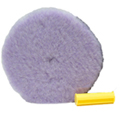 Foamed Wool 7.5 x 1 inch Buffing & Polishing Pad