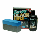 Forever Black Tire Gel Dye Kit