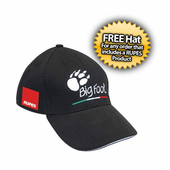 Free RUPES Hat - for orders with any RUPES product