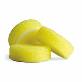 Griots Garage 3 Inch Yellow Scrubbing Pads, 3 Pack