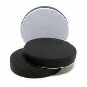 Griots Garage 6 Inch Black Finishing Pad, Set of 3