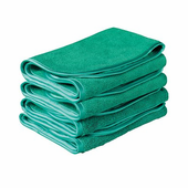 Griots Garage Interior Cloths - 4 Pack