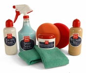 Griots Garage Polish & Wax Kit