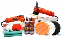 Griots Garage Polisher Club Kit