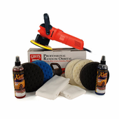 Griots Garage Random Orbital Polisher & Pad Kit